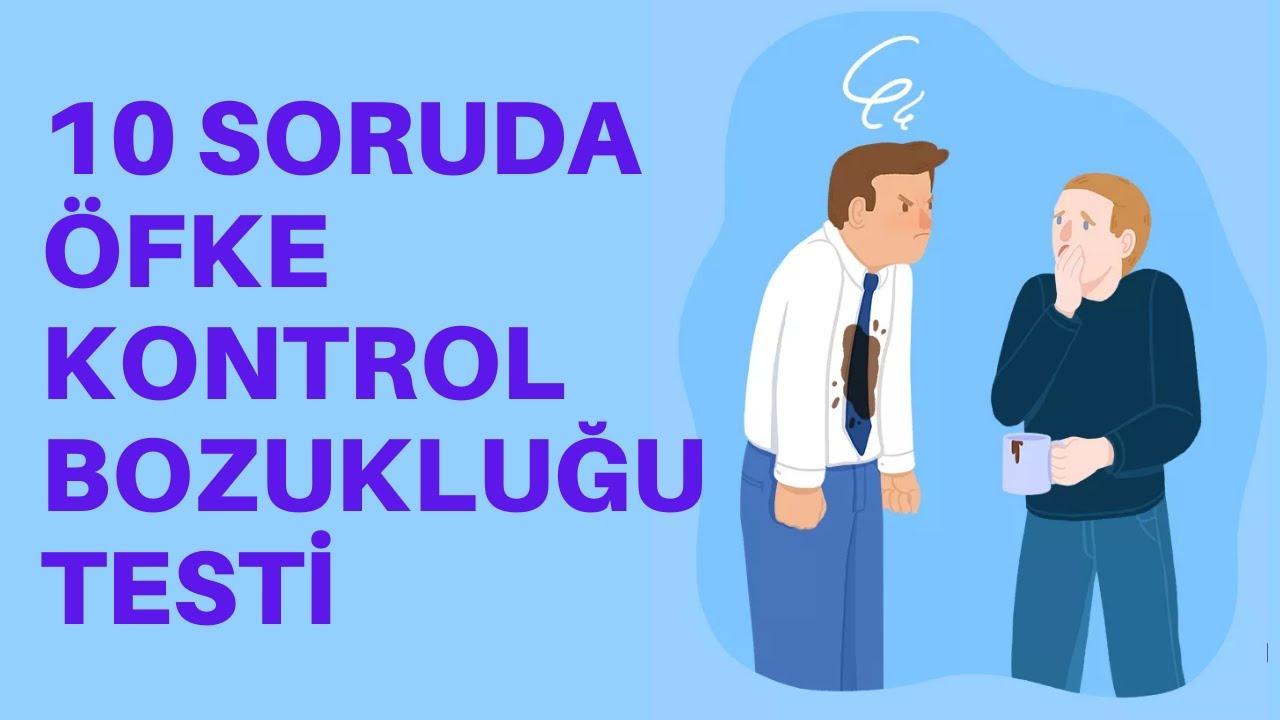 Download ÖFKE KONTROL TESTİ VE ÇÖZÜM ÖNERİLERİ