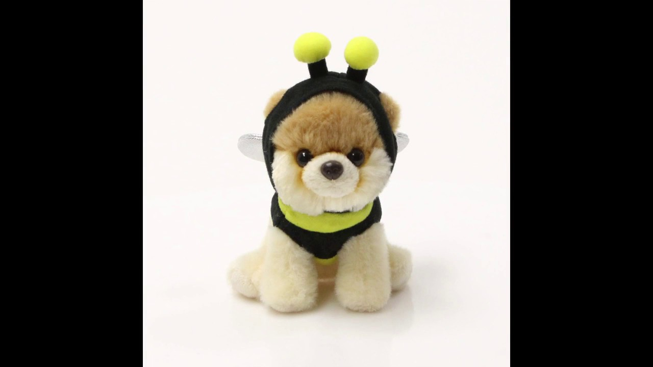 a1c12d36f045 Gund Itty Bitty Boo #036 Bumblebee. Natures Collection