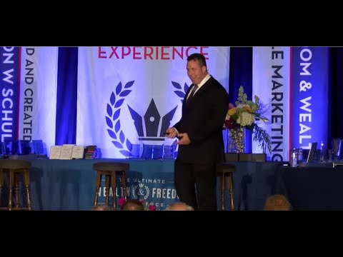 MY 100K a Month Key Note Speech form the Ultimate Wealth and Freedom Event with Jordan Schultz