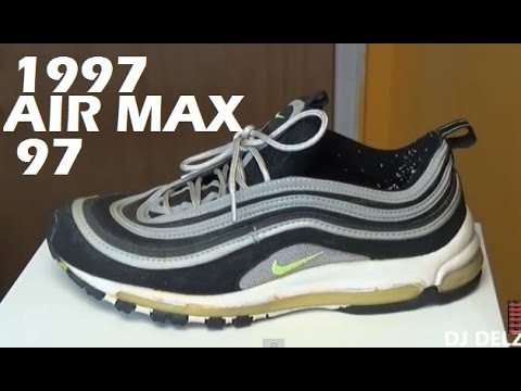 5a31c7267a3f5 1997 Nike Air Max 97 Asia Exclusive OG Shoe With  DjDelz - Happy Nike Air  Max Day - YouTube