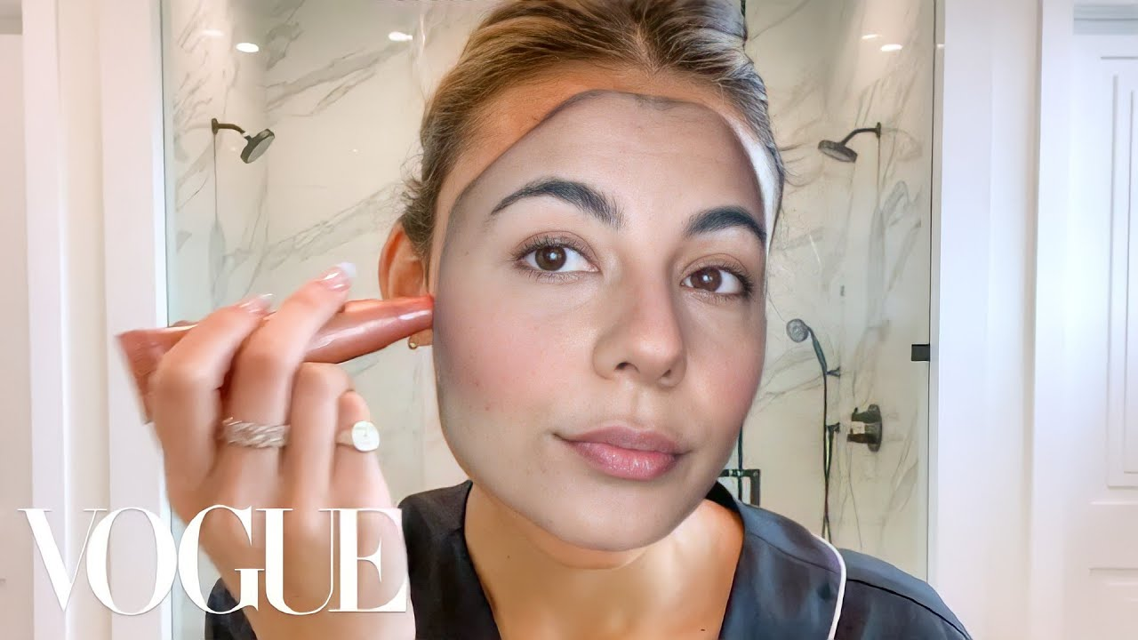 Download Madison Beer's Guide to Soap Brows and Easy Blush | Vogue