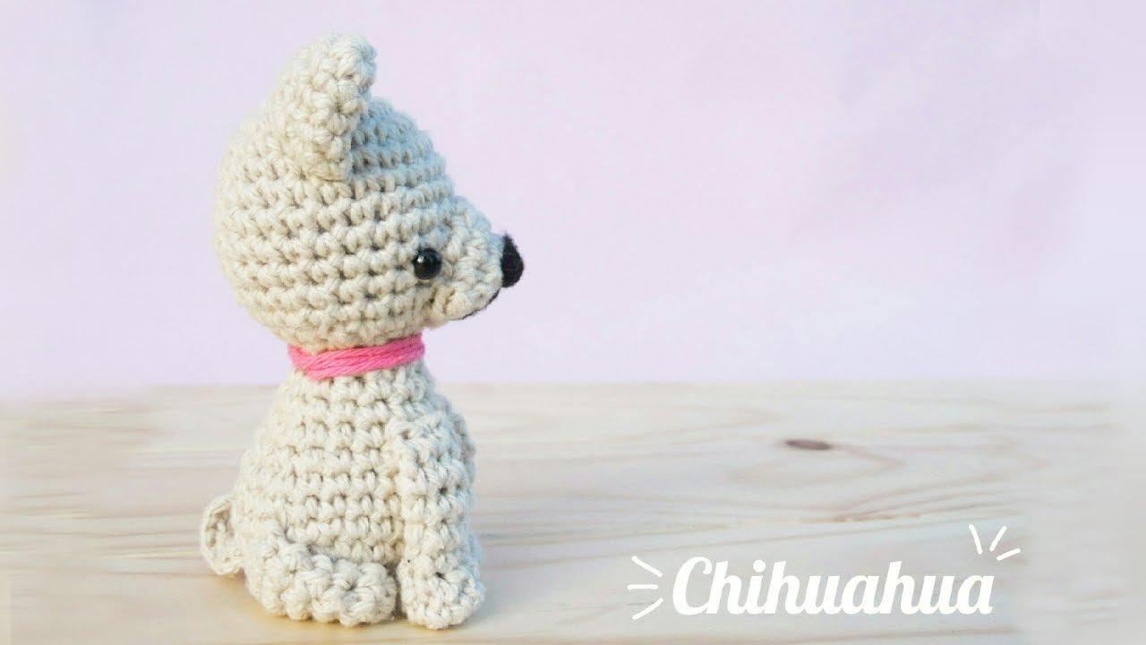 Perrito chihuahua - Amigurumi (parte 2/2) - YouTube