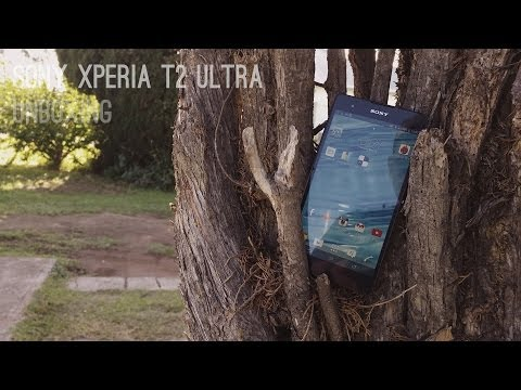 Sony Xperia T2 Ultra Unboxing + Overview and Benchmark Test (with camera samples) 4K