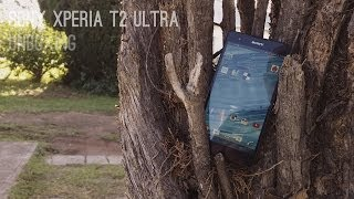 sony xperia t2 ultra unboxing overview and benchmark test with camera samples 4k