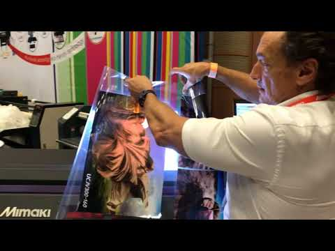 Graphix Supply World Launches Mimaki UCJV Series