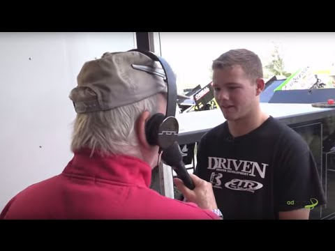 Dwight Allen Interviews Parker Price-Miller at Millstream Speedway