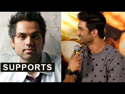 Thumbnail: Sushant Singh Rajput Supports Abhay Deol In Fairness Cream War