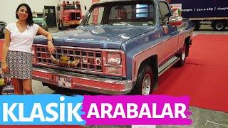 Efsane Otomobiller Klasik Araç Festivalinde!