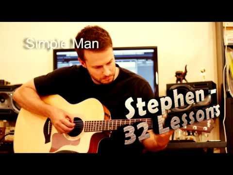 simple man lynyrd skynyrd lyrics hd acoustic cover. Black Bedroom Furniture Sets. Home Design Ideas