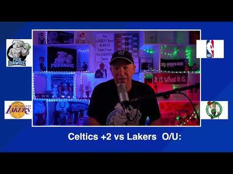 Boston Celtics vs Los Angeles Lakers 1/30/21 Free NBA Pick and Prediction NBA Betting Tips