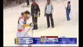 Charlotte Kalla - Tour de Ski 2007/08 - Etapp 8, Final Climb (3 av 3)