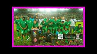 Breaking News | Usman Mohammed Sends Twitter Into Meltdown With Breathtaking Goal:: All Nigeria Soc