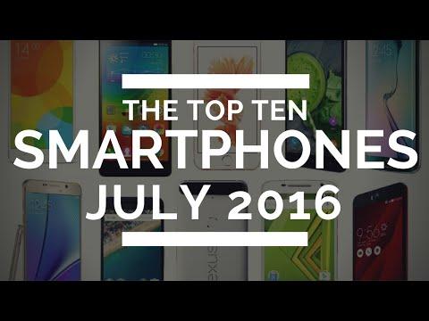 Top 10 Best Smartphones July 2016 In India, USA, UK & Europe - New Mobile Phones To Buy In 2016
