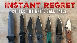 Instant Regret - Knife sale wrongs, righted!