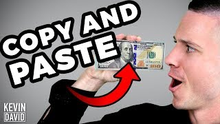 Kevin David - Make $100 Per Day to COPY and PASTE!