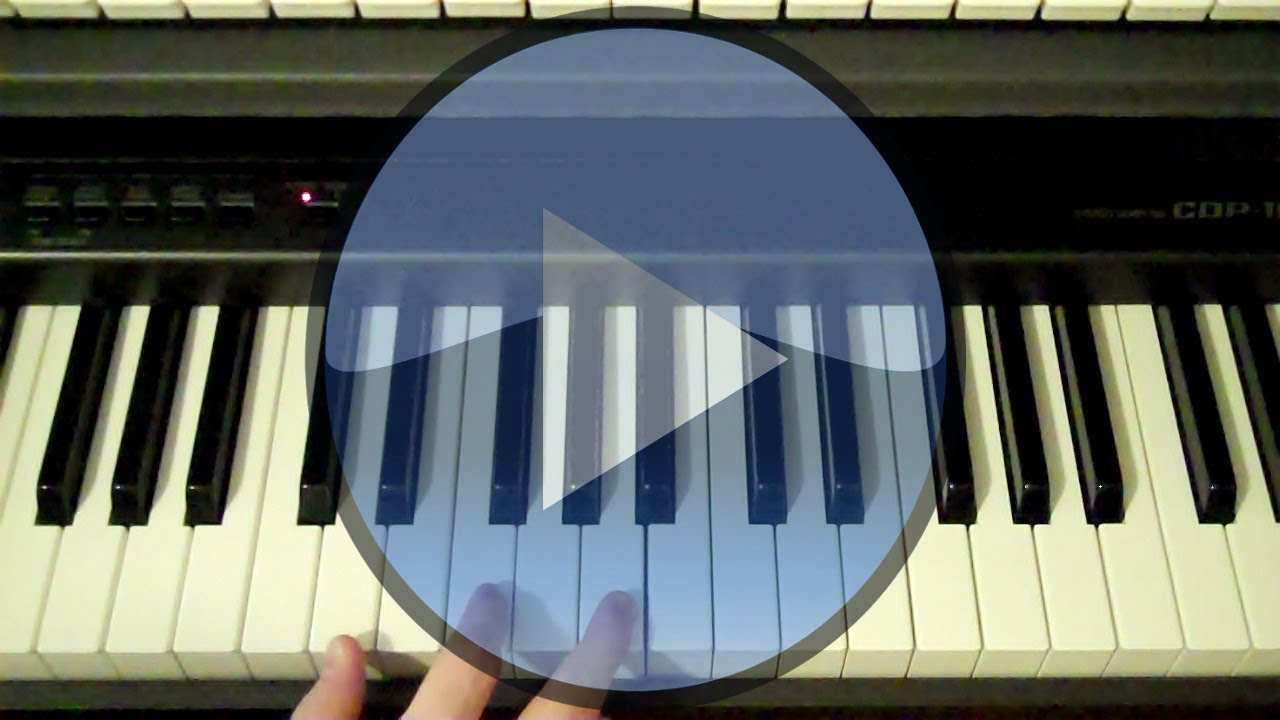 How to play set fire to the rain by adele on piano youtube hexwebz Choice Image