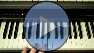 How to Play Set Fire To The Rain By Adele on Piano