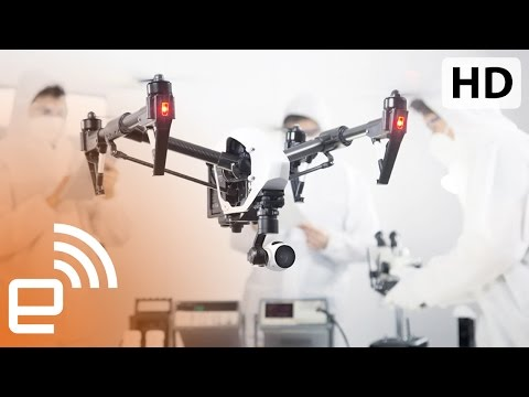 DJI Inspire One drone has a 4K camera | Engadget