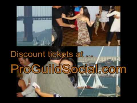 San Francisco Singles Dance Party at Golden Gate Yacht Club