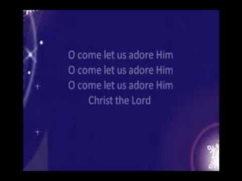 Download O Come All Ye Faithful with Lyrics by Martina McBride