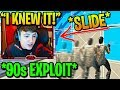 CLIX *EXPOSES* ZAYN with PROOF of *EXPLOIT* 90s! (SLIDE BOOST) FaZe SWAY WAS RIGHT! (Fortnite)