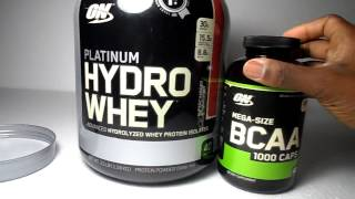 Platinum Hydro Whey Review   Char Builds