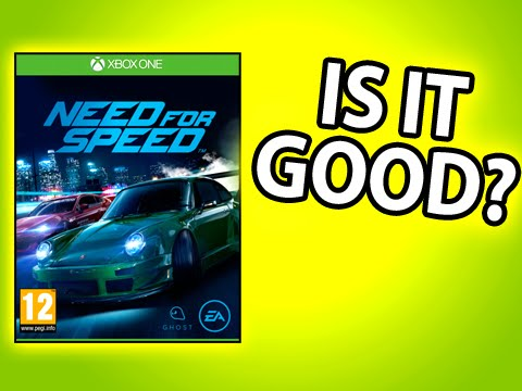NEED FOR SPEED REVIEW 2015 - XBOX ONE, PS4
