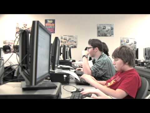Erie 1 BOCES:  Web Technologies and Game Programming