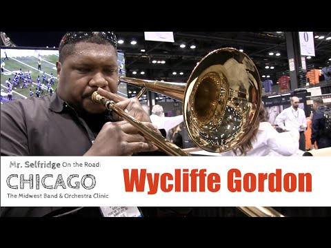 Interview with Wycliffe Gordon: Jazz Trombone Master