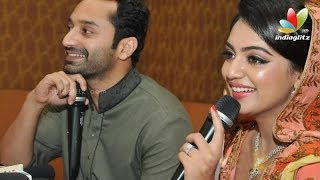 Amidst all the discussions and debates regarding fahadh faasil nazriya's wedding, age gap career, star couple of m'town got engaged in capital city