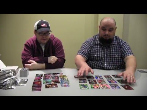 Box Busters: 2015 Upper Deck Marvel Vibranium