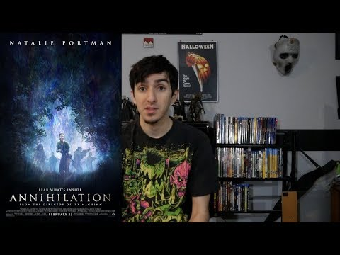 Annihilation (2018) REVIEW
