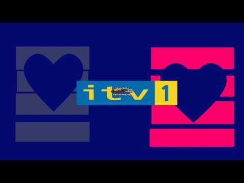 ITV1 - 2001-2002 Hearts Ident Remake - Recreation - HD