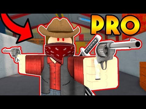 HOW TO BECOME AN ARSENAL PRO IN ONE SIMPLE STEP!? (ROBLOX)