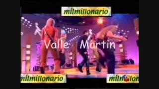 Chayanne bailando y cantando Mariana Mambo en Madrid , España