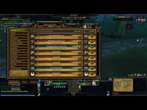 World Of Warcraft-Profession leveling-Mining and Engineering