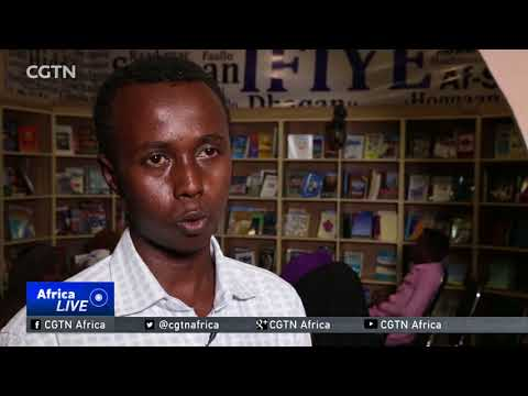 Mogadishu's first public library in decades