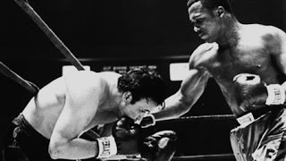 Joe Frazier vs Manuel Ramos - Highlights (Heavyweight SLUGFEST)