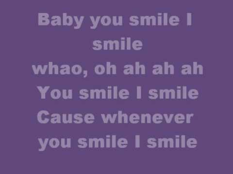 Justin bieber-smile with lyrics