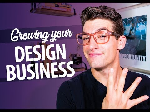 4 Ways on How to Grow Your Freelance Graphic Design Business