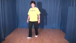 Line Dance deutsch California Blue