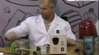 видео Онлайн калькулятор мощности стабилизатора напряжения