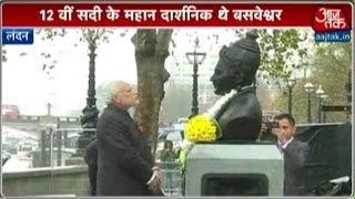 PM Modi Unveil Philosopher Basaveshwara