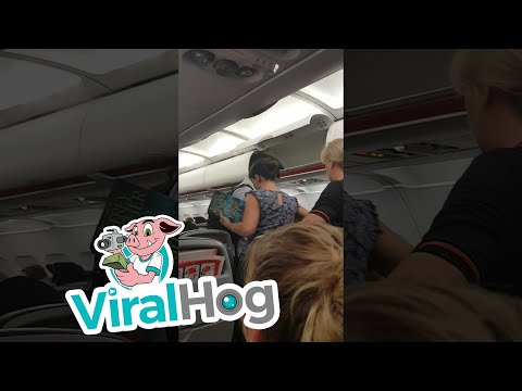 Family Kicked Off Flight After Asking to Sit Together || ViralHog