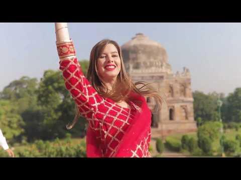 MERA DIL | RAJVIR JAWANDA l Bhangra By Christine l Ashke Bhangra