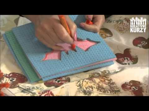 f6c89834c Suché plstenie - netopiere z vlny - VIDEO Ako sa to robí.sk