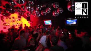 Cien Klub | Ibiza Most Wanted | Gordon Edge