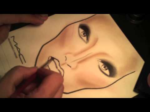 TUTORIAL: How to Use Face Charts