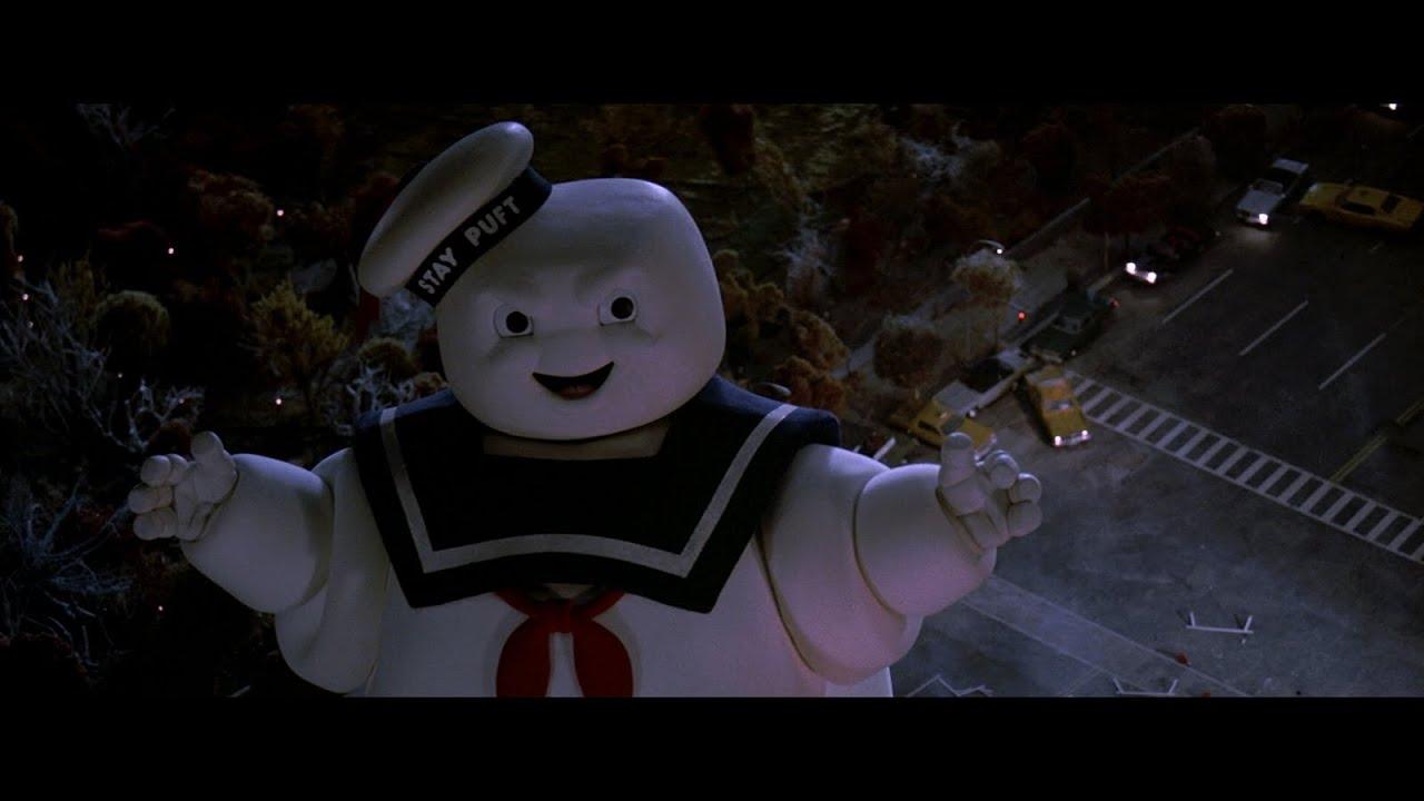 Os Caça-Fantasmas - Cena: Senhor Stay Puft