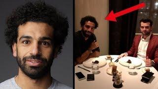 Als ein Einbrecher in Mo Salah's Haus kam, passierte unfassbares..